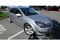 2008 Vauxhall Astra sri 1.9 cdti 5 door only 79542 miles diesel shrewsbury