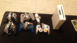 6 controllers all together