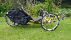 Top Quality Recumbent Tricycle