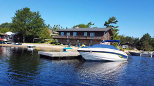 ~*~*20% off Mid-Week Bookings on All Waterfront Cottages ~*~*~
