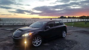 Mazdaspeed3 2012 Tech package