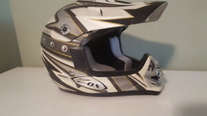 Helmet youth dirt bike