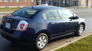 2009 Nissan Sentra - Low Km, Clean