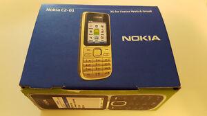 Nokia C2-01 - Unlocked Classic Phone