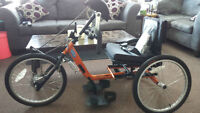 Top End Accelorator Hand Cycle