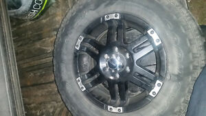 17 in ford rims