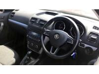 2015 Skoda Yeti 1.2 TSI S DSG Automatic Petrol Estate