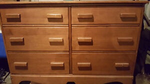 2 dressers for sale