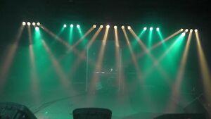 Sonorisation et éclairages PST