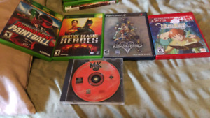 Miscellaneous video game's!