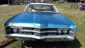 1969 ford xl  390 Sport roof fast back