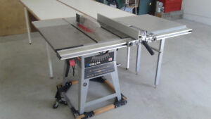 Delta 10 inch Contractor's Table Saw Tablesaw