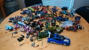 large lot of newer transformers. Beast wars, TFmovie + more