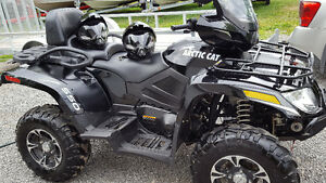 2013 Arctic Cat 550 Trv Xt Eps ,Winch ,Windshield  , Warranty.