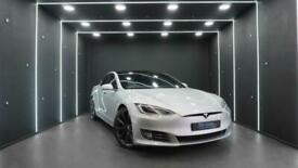2017 Tesla Model S 75D, Autopilot, Smart Air Suspension Hatchback Electric Autom