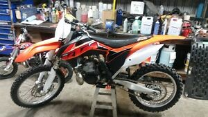 Immaculate 2014 KTM 250 SX
