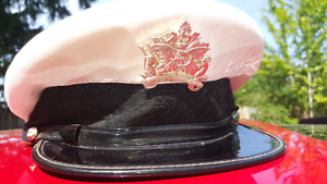Uniform Hat & Badge