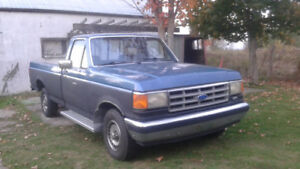 1988 Ford F-150 XLT Lariat  ( Selling As Is )
