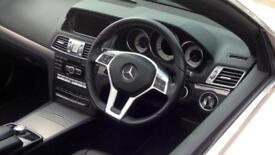 2013 Mercedes-Benz E-Class Cabriolet E350 CDI BlueTEC AMG Sport 2dr Automatic Di