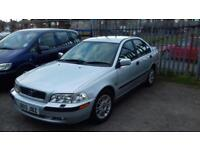 2003 VOLVO S 40 1.9 DIESEL long mot ( NOW £899 ono )