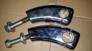 motorcycle handlebar Risers