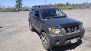 Nissan xterra 2005 looking to trade