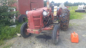 300 utility tractor  with down pressure on hitch