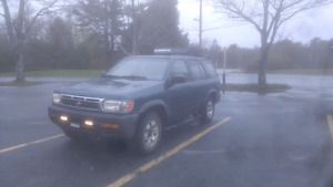 1996 Nissan Pathfinder SE (Special Edition)