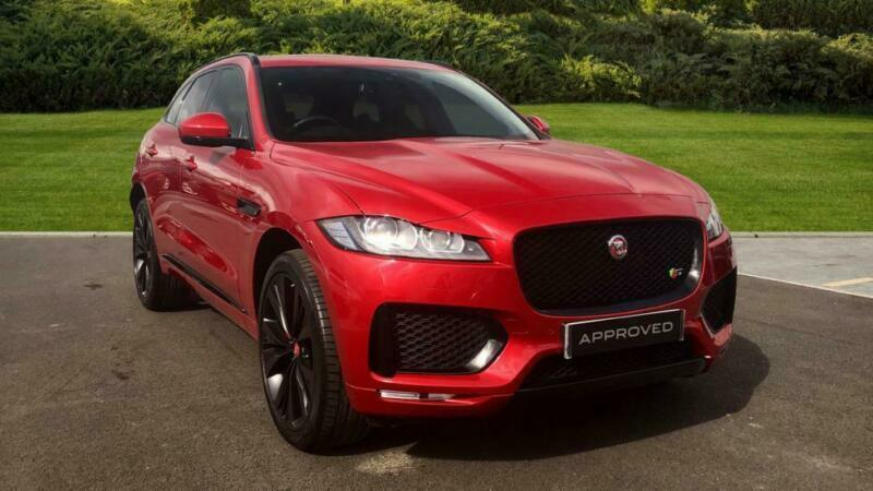 2018 Jaguar F Pace 3 0d V6 S 5dr Awd Automatic Diesel Estate In Chelmsford Essex Gumtree