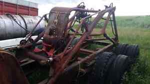 Front end loader for 8N or 9N Ford tractor