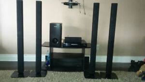Samsung Home Theater System HT-TZ515