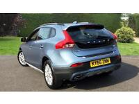 2016 Volvo V40 D3 (4 Cyl 150) Cross Country P Manual Diesel Hatchback