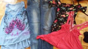 Sac de vêtements pour femme xs et small