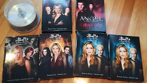 Collection DVDs Buffy the Vampire Slayer