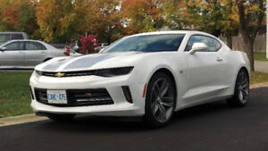 2017 Chevrolet Camaro 2LT RS - Lease Take Over