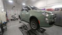 Winter tires change & Swap, Tires Storage, New Rims & Tires