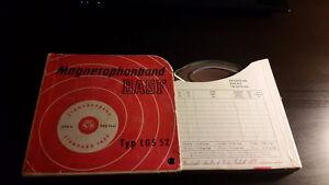 Vintage - BASF Magnetophonband LGS 52