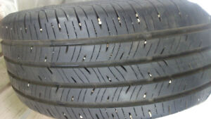 2 excellent all season tires Continental 225/50R17 $150 for 2