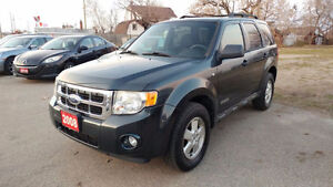 08 FORD ESCAPE XLT