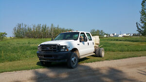 2002 Ford F-450 Cab and Chassis