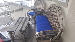 For sale Willow furniture
