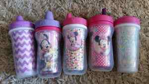 5 9oz sippy cups