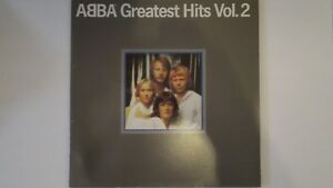 disque vinyle- Abba Greatists Hits Vol.2