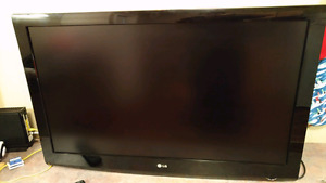 "42"" plasma tv from 2009"