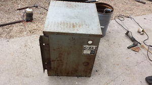 Isolation transformer 3 phase 208 delta to 208/120Y