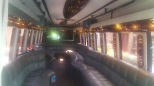 2006 Chevrolet c5500 limo party bus for sale