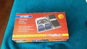 Digitech RP80 Modeling Guitar Processor
