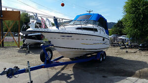 95 Campion cabin cruiser