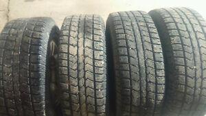 Arctic claw 10 ply tires