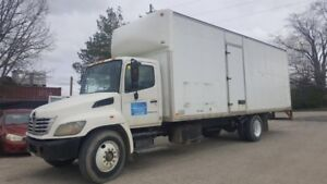 2006 HINO 268 ONLY 20000 KMS ON REBUILT ENG/TRANS WARRANTY